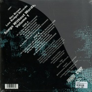 Back View : Kev Brown - SONGS WITHOUT WORDS VOL. 1 (LP) - Low Budget Records / lb007lp