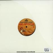 Back View : Dancefloor Weapons 3 - DANCEFLOOR WEAPONS 3 - Beatwax / BW013