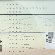Back View : THE MICRONAUT - PANORAMA (CD) - Acker Records / Acker 004 CD
