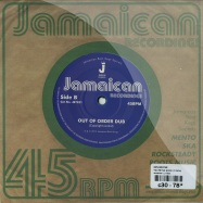 Back View : Ken Boothe - YOU RE NO GOOD (7 INCH) - Jamaican / jr7021