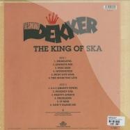 Back View : Desmond Dekker - KING OF SKA (LP) - Dreamcatcher / Sunrise / SUNRLP016