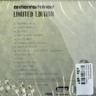 Back View : Antientertainers - LIMITED EDITION (CD) - Schallbox Records / sbrcd001