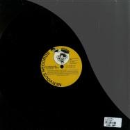 Back View : Nu Yorical Soul - THE NERVOUS TRACK - Nervous / NE20068