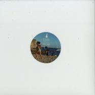 Back View : Ron Juan - O PAIS DO SOL (YELLOW VINYL) - White Rabbit Recordings / WRR007
