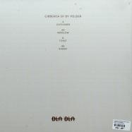 Back View : Polder (Lauhaus & David Labeij) - GIBBERISH EP (180GR) - Bla Bla / BLABLANATION004