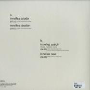 Back View : Innellea - SALADIN EP - Musica Autonomica / M-AUT006-1