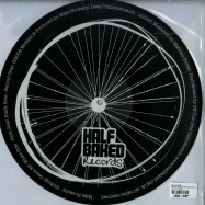Back View : Mike Huckaby - SHIFTING GEARS EP (PICTURE DISC / VINYL ONLY) - Half Baked / HB008