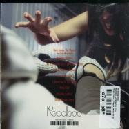 Back View : Rebolledo - MONDO ALTERADO (CD) - Hippie Dance / Hippie Dance 08 CD
