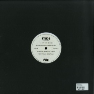 Back View : Various Artists - FIVE-3 (VINYL ONLY) - Fuse London / FUSE5P3
