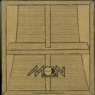 Back View : Von D - MELKI TSEDEQ / TRIP TO ATLANTIS (180G VINYL) - Moonshine Recordings / MS034