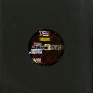 Back View : Laksa - WORKOUT EP (10 INCH) - Bastakiya Tapes / BAS003