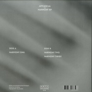 Back View : Applescal - HARMONY EP - DGTL / DGTL 005
