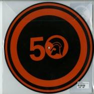 Back View : Various Artists - TROJAN 50TH ANNIVERSARY (PIC DISC LP) - Trojan / TBL1036 / 8602622