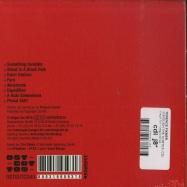 Back View : Terence Fixmer - THROUGH THE CORTEX (CD) - Ostgut Ton / Ostgut CD 44