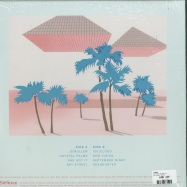 Back View : Ourra - CRYSTAL PALMS (LP) - Star Creature / SC1214