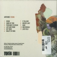 Back View : Antigone - RISING (CD) - Token / TOKEN88CD
