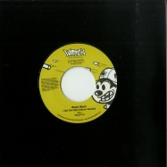 Back View : Black Moon - I GOT CHA OPIN (7 INCH) - Wreck Records  / WR24537