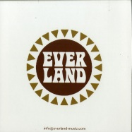 Back View : Alley Pat - PATS RUBBER BAND / PHONE CALL FROM THE DEVIL (7 INCH) - Everland / EVERLAND45-009