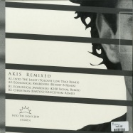 Back View : Akis - AKIS REMIXED - Into The Light / ITL005.5