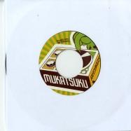 Back View : Various Artists - AFRO FUNK & DISCO GEMS VOLUME 9 (7 INCH) - Mukatsuku / MUKAT061