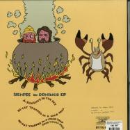 Back View : Skatebard & Lauer presents Crabsticks - SIEMPRE EN DOMINGO EP - Unknown To The Unknown / UTTU095