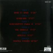 Back View : Mappa Mundi - MUSAICS (2X12 INCH) - Midnight Drive / Drive006