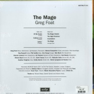 Back View : Greg Foat - THE MAGE (LP) - Athens Of The North / AOTNLP016
