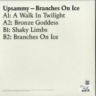 Back View : Upsammy - BRANCHES ON ICE - Die Orakel / ORKL13