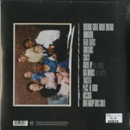 Back View : Slowthai - NOTHING GREAT ABOUT BRITAIN (LTD WHITE LP) - Universal / 7760457
