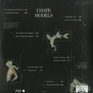 Back View : I Hate Models - L AGE DES METAMORPHOSES (3LP) - Perc Trax / TPTLP009