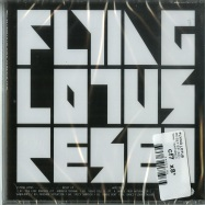 Back View : Flying Lotus - RESET EP (CD) - Warp / WAP228CD