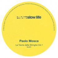 Back View : Paolo Mosca - LA TEORIA DELLE STRINGHE VOL. 1 - Slow Life / SL022