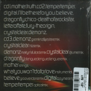 Back View : Goldie - SATURNZ RETURN (21 YEAR ANNIVERSARY REISSUE) (3XCD) - London Records / LMS5521276