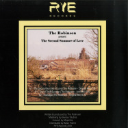 Back View : The Robinson - THE SECOND SUMMER OF LOVE - RYE Records / RYE01