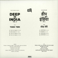Back View : Todh Teri - DEEP IN INDIA VOL.6 (LIMITED,VINYL ONLY) - Todh Teri / TODH006