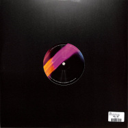 Back View : KiRiK - SHAPE LES (VINYL ONLY) - Black/Tuesday LTD / BTLTD003
