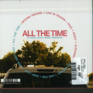 Back View : Jessy Lanza - ALL THE TIME (CD) - Hyperdub / HDBCD051 / 00140998