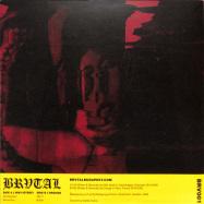 Back View : Niki Istrefi / Draugr - BRV001 - BRVTAL / BRV001