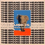 Back View : The Brand New Heavies - TBNH (ILIJA RUDMAN MIXES) (7 INCH) - Imogen / IMO 015