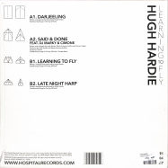Back View : Hugh Hardie - LEARNING TO FLY - Hospital / NHS404EP