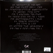 Back View : Krust - THE EDGE OF EVERYTHING (3LP, CLEAR VINYL REPRESS) - Crosstown Rebels / CRMLP044CLEAR