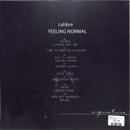 Back View : Calibre - FEELING NORMAL (4LP + MP3) - Signature / SIGLP016