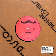 Back View : Red Cloud - I WANT TO BE FREE (7 INCH) - Emotional Rescue / ERC 123