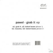 Back View : Pawel - Grab it EP - DIAL 020