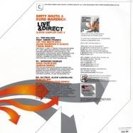 Back View : Dirty South & Kurd Maverick - LIVE & DIRECT SAMPLER VOL.2 - Cr2 Records / 12c2ldx001