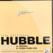 Back View : Tedd Patterson - HUBBLE - Connaisseur Superieur / cnss0156