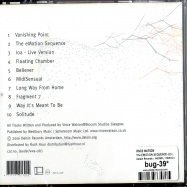 Back View : Vince Watson - The EMOTION SEQUENCE (CD) - Delsin Records / 60DSR / VWSCD1