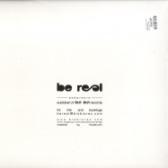 Back View : Flavio Lodetti & Sinc - WALK WITH ME - Be Real / bereal001