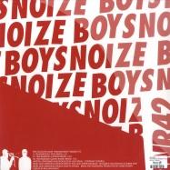 Back View : Boys Noize - TRANSMISSION REMIXES PT.2 TIGA / JAMES RUSKIN REMIX - Boys Noize / BNR042