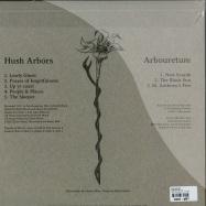 Back View : Hush Arbors / Arbouretum - AUREOLA (LP) - Thrill Jockey Records / thrill 299